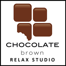 Chocolate Brown Relax Studio